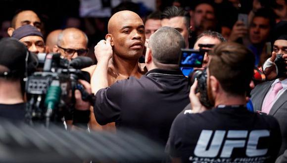 UFC: Anderson Silva peleará contra Uriah Hall el 14 de mayo