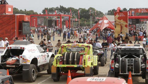 La feria Dakar 2019 abrirá sus puertas este viernes 4 de enero. (Foto: AFP).