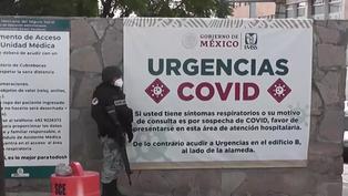 México inicia vacunación contra COVID-19 en 879 hospitales