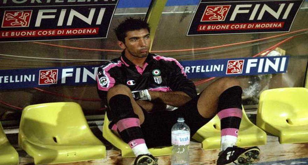Gianluigi Buffon: el antes y después del mítico golero italiano - 6
