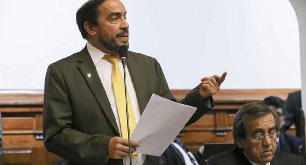 Acción Popular dará voto de confianza a Fernando Zavala
