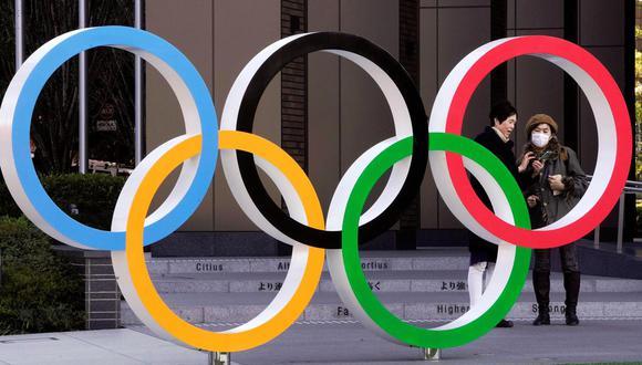 Ya no falta nada para que comiencen los Juegos Olímpicos. (Foto: AFP)