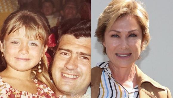 Tanto Leticia Calderón como su padre, ingresaron al hospital el 15 de enero de 2021 tras dar positivo a COVID-19 (Foto: Instagram/Leticia Calderón)