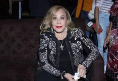Silvia Pinal celebró 90 años y anunció que tiene nuevo novio