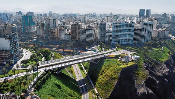 Lima ha pasado de la posición 121 al puesto 112 en el ranking internacional. (Foto: GEC)