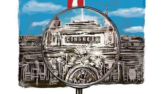 Congreso (Ilustración: Giovanni Tazza)