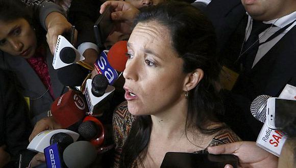 """""""No podremos citar de grado fuerza a acusados del Sodalicio"""""""