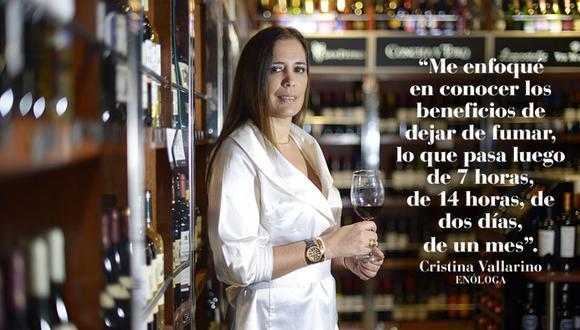 Wendy Ramos y Cristina Vallarino cuentan cómo dejaron de fumar - 2
