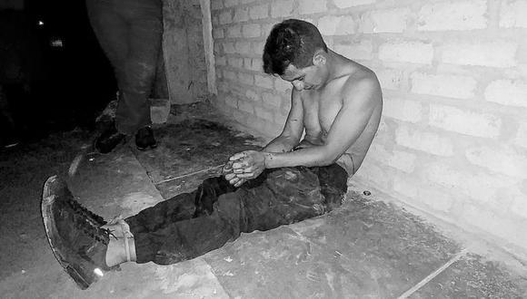 Ancash. Policía detuvo a sujeto que golpeó a su expareja porque se negó a tener relaciones sexuales. (GEC)