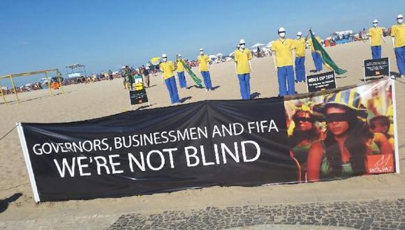 Cinco cosas que pasan cuando no hay fútbol en el Mundial