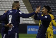 Un show de goles: Sporting Cristal vapuleó 6-3 a Binacional con triplete de Emanuel Herrera | VIDEO
