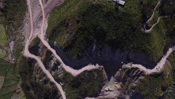 Arequipa: derrumbe aísla a 14 mil moradores de La Unión