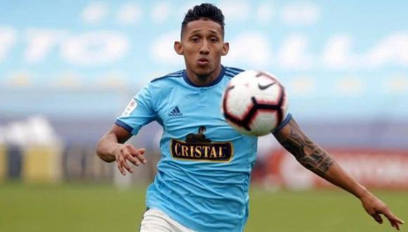 Christian Gonzales tiene contrato en la actualidad con Sporting Cristal. (Foto: GEC)