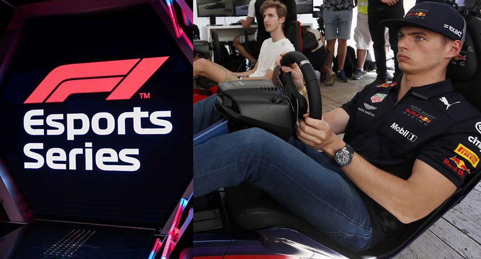 El mundial virtual de la Fórmula 1 contará con la presencia de los pilotos de cada equipo a los que se sumarán algunos aficionados. (Fotos: F1).