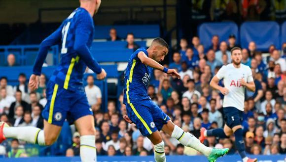 Chelsea y Tottenham empataron 2-2 en amistoso internacional | Foto: @ChelseaFC
