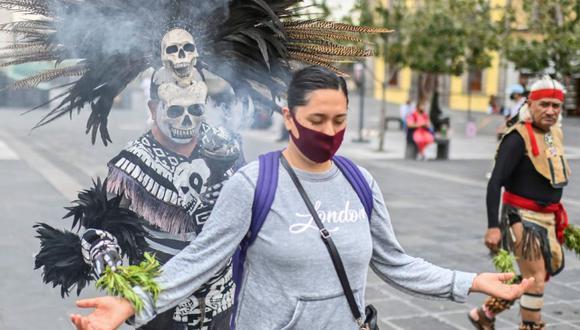 Coronavirus en México   Últimas noticias   Último minuto: reporte de infectados y muertos hoy, viernes 18 de septiembre del 2020   Covid-19   (Foto: AFP / PEDRO PARDO).