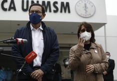 Congreso: Remiten a Oficialía Mayor informes de denuncias contra Martín Vizcarra y exministras