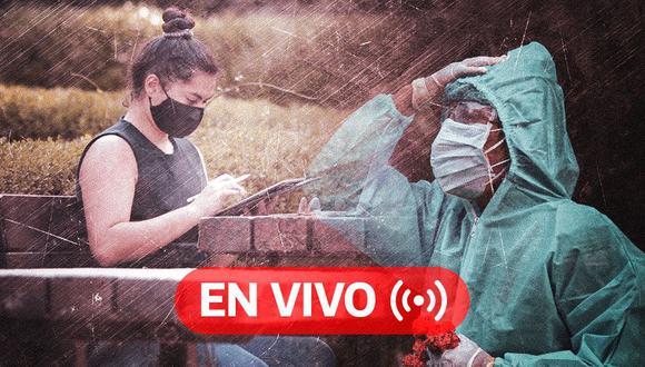 Coronavirus EN VIVO en el mundo | Sigue aquí EN DIRECTO las últimas noticias y conoce las cifras actualizadas de la pandemia COVID-19 en todo el mundo, HOY martes 29 de setiembre de 2020. (Foto: Diseño El Comercio)