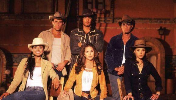 """""""Pasión de gavilanes"""" es una adaptación de la telenovela colombiana """"Las aguas mansas"""", producida en el año 1994 (Foto: Caracol TV)"""