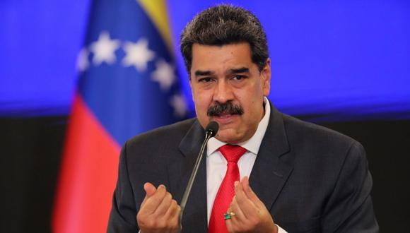 El presidente de Venezuela, Nicolás Maduro. Su país compró la vacuna rusa Sputnik V contra el coronavirus. (REUTERS/Manaure Quintero/File Photo).