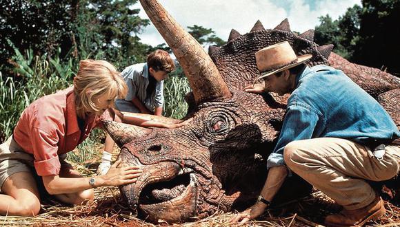 La primera película de la saga de Jurassic Park se estrenó en 1993, dándole un nuevo aire a las películas de este género.