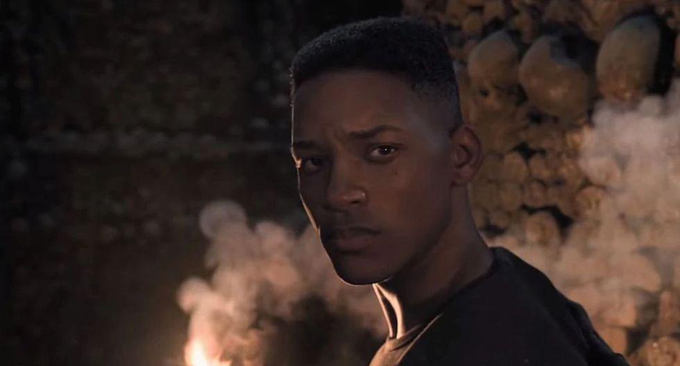 """En """"Gemini Man"""", Will Smith interpreta a Henry Brogen, un sicario que ve frustrados sus planes de jubilación por la aparición de un clon de él mismo, pero más joven. (Foto: Paramount Pictures)"""
