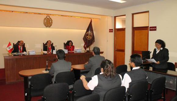 Arequipa: maratón de audiencias ante huelga en Poder Judicial