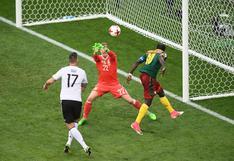Alemania vs. Camerún: floja respuesta de Ter Stegen generó este gol de los africanos