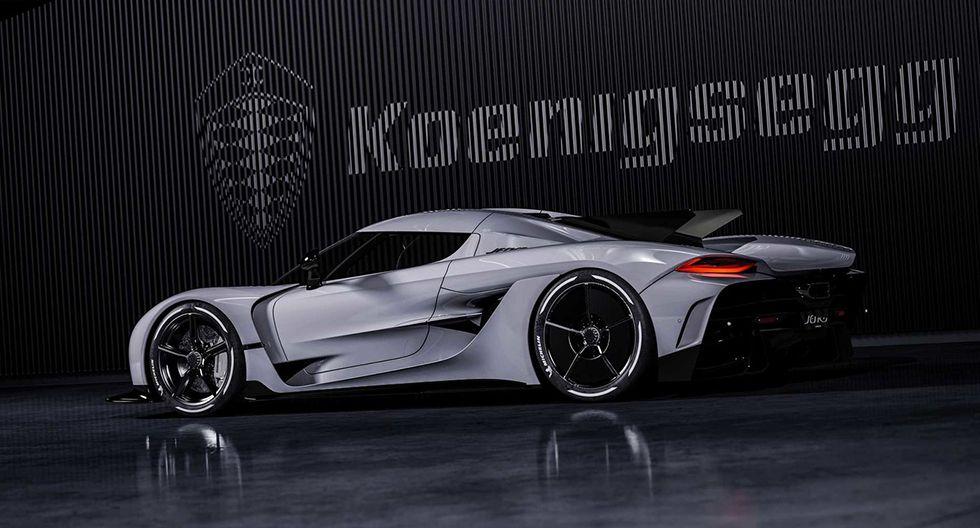 Según explica el fundador de compañía sueca, el Koenigsegg Jesko Absolut es el vehículo de serie más rápido que han fabricado. (Fotos: Koenigsegg).
