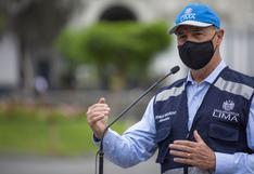 Cuarentena: Muñoz pide mayor presencia de policías y militares en conglomerados comerciales