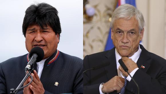 Morales sostuvo que una primera acción, a partir del fallo de La Haya, es buscar el dialogo bilateral con Chile. (Foto: EFE)