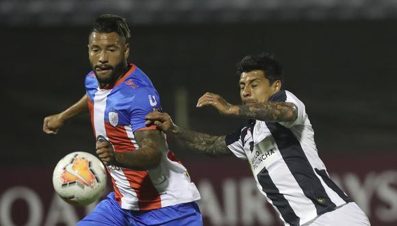 Alianza Lima recibe este miércoles 30 de septiembre a Estudiantes de Mérida de Venezuela por la quinta fecha de la Copa Libertadores 2020. (Foto: AFP)