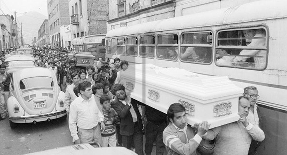 "Así ocurrió: en 1991 se produce la ""matanza de Barrios Altos"""