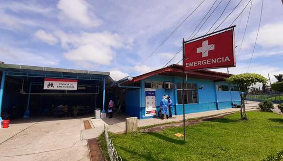 En Iquitos, el pediatra Juan Ríos Sevillano estaba cerca de los pacientes con COVID-19 pese a que no contaba con equipos de protección personal. (Foto: Daniel Carbajal)