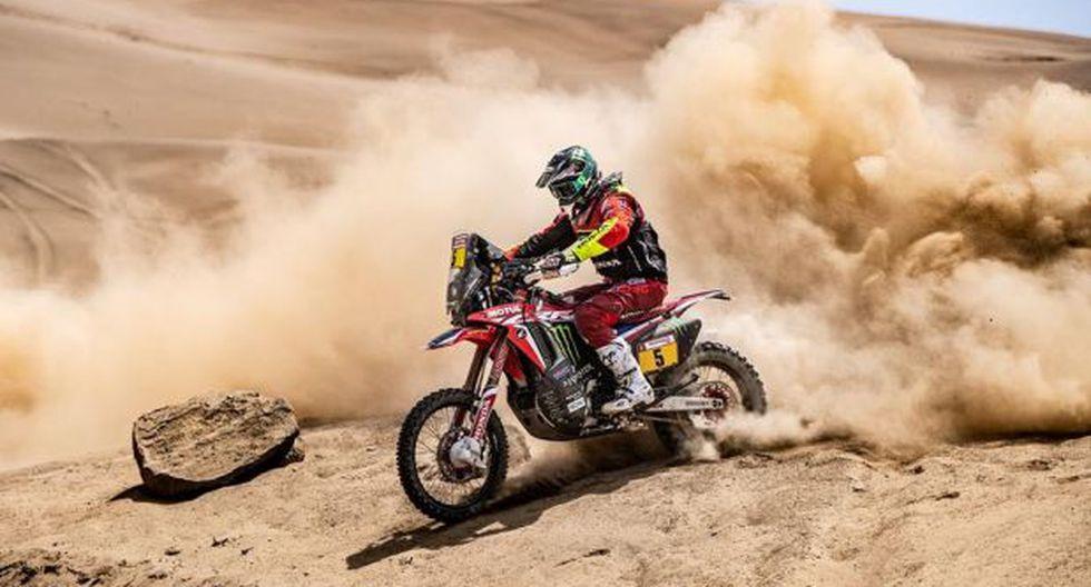 Joan Barreda Bort acabó en el puesto 5 en el 2017. Ha sido su mejor ubicación en el Dakar. (Foto: Facebook)