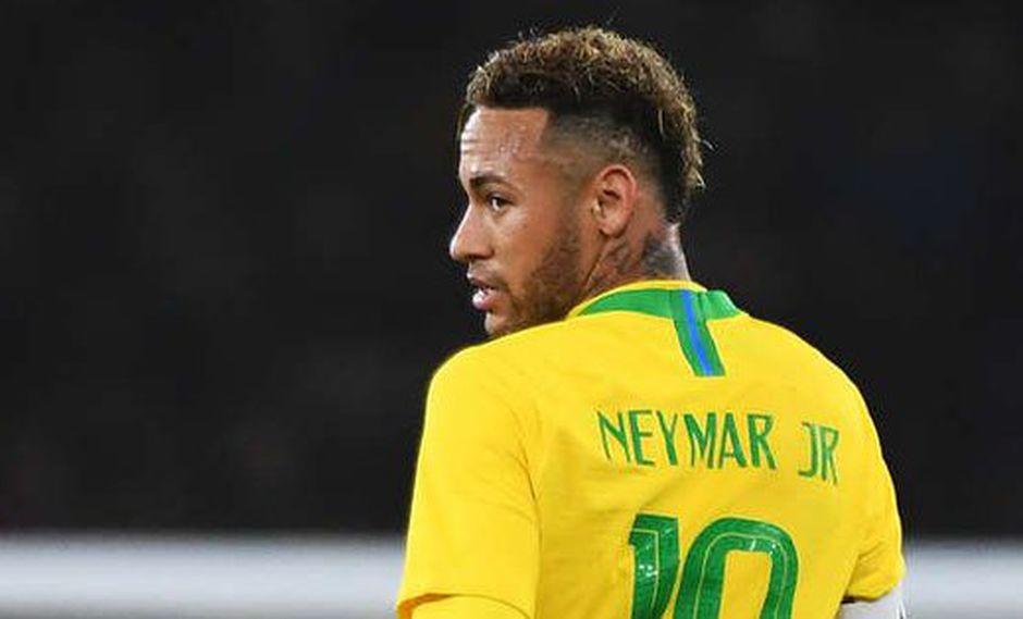 Neymar se cansó de los rumores creados por gente malintencionada. El crack del PSG aseguró que no es ningún drogadicto ni mucho menos un sujeto que lleva una vida de puros excesos. (Foto: AFP)