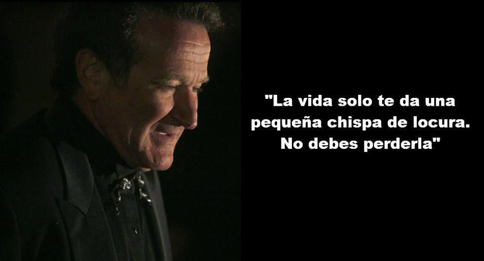 Robin Williams: recordamos al actor en cinco frases - 1