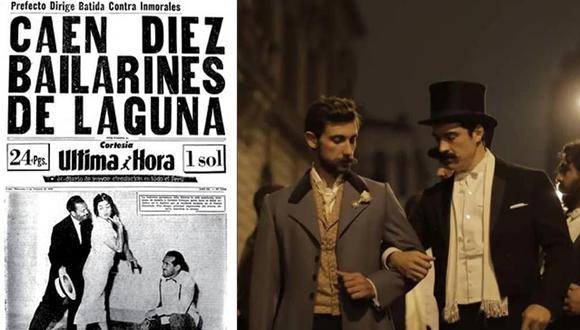 """""""El baile de los 41"""" es una película del reconocido director local David Pablos estrenada en México en noviembre de 2020 y llegó a Netflix el 12 de mayo. (Fotos: Archivo Micromuseo/Netflix)"""