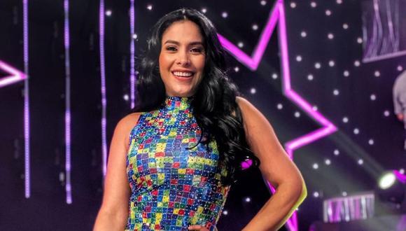 La cantante Maricarmen Marín realizará su primer show virtual del año el próximo 8 de mayo. (Foto: @maricarmenmarins)