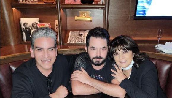 José Eduardo Derbez y Victoria Ruffo tuvieron una conversación telefónica tras una pelea del primero con Eugenio Derbez. (Foto: José Eduardo Derbez / Instagram)