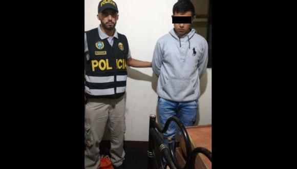 La Libertad: dos adolescentes integraban organización criminal La Alianza del Valle 2