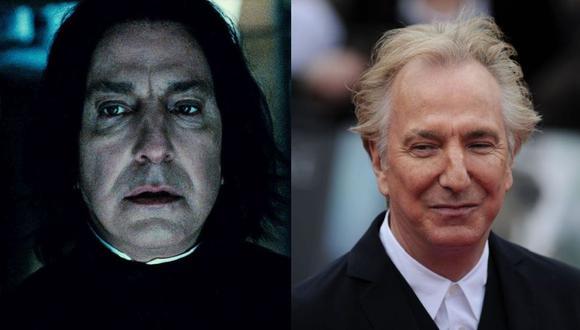 El Mundo Mágico de J.K. Rowling es impresionante. Conoce aquí la lista fúnebre de los actores que participaron de la saga.  (Foto: AP / AFP)