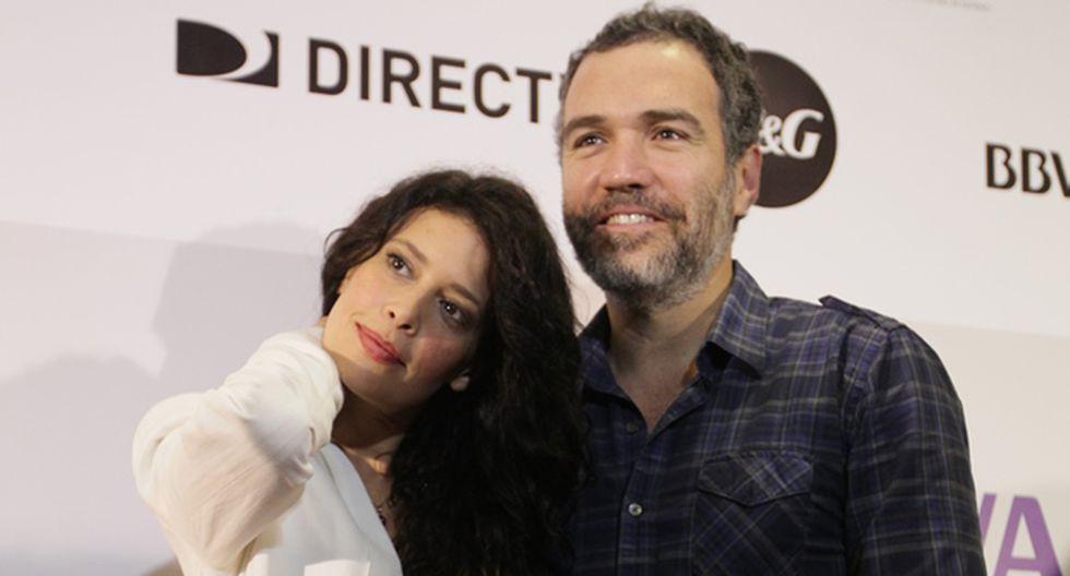 """Angie Cepeda y Salvador del Solar en serie futurista """"2091"""""""