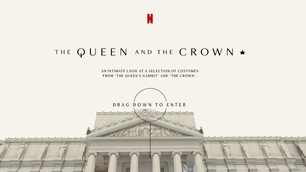 Recorre la galería y descubre detalles de la exposición virtual de Netflix junto al Museo de Brooklyn. (Foto: captura de pantalla)
