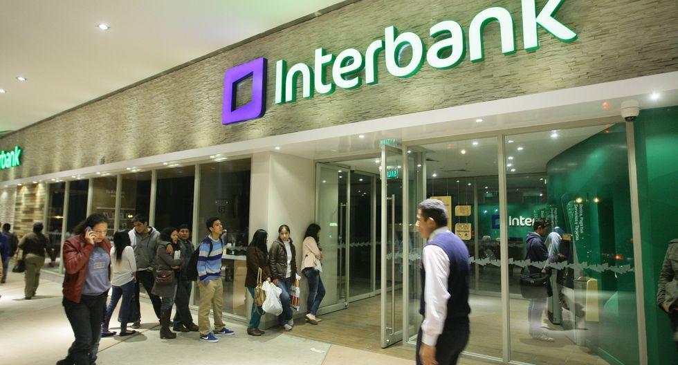 Interbank (Foto: El Comercio)