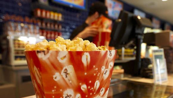 ¿Por qué la comida que se vende en los cines es tan cara? (Foto: The Sun)