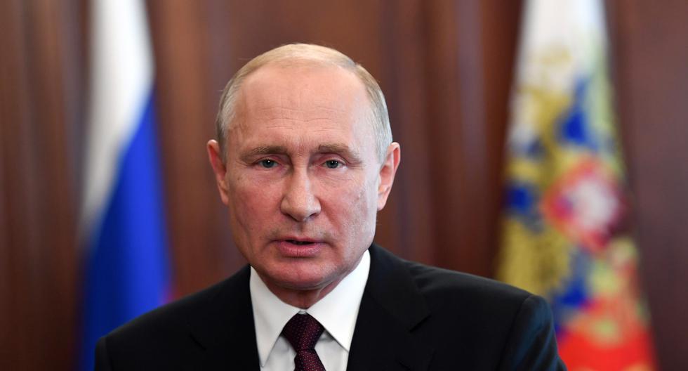 "Vladimir Putin se somete a pruebas de coronavirus una vez cada ""3 o 4 días"". (Foto: Alexey NIKOLSKY / Sputnik / AFP)."