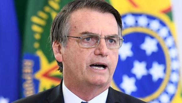 Los empresarios elogiaron la llegada de Bolsonaro al poder. (Foto: Getty Images)