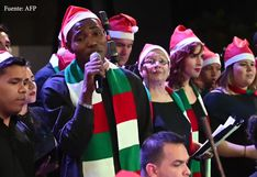 El coro navideño que junta y reconcilia a excombatientes y víctimas en Colombia