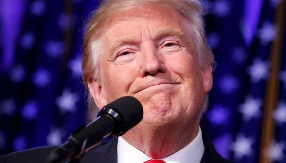 """El saludo de Trump a sus """"muchos enemigos"""" por Año Nuevo"""